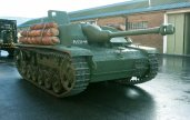 Finnish StuG III at The Bovington Tank Museum - England