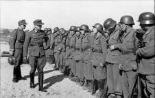 Captured Soviet soldiers of Turkestani backgrounds volunteered in large numbers for the Ostlegionen of the Wehrmacht.