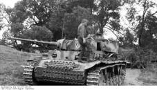 Panzer III, August-September 1943.