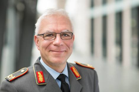 Brigadier General Olaf Rohde