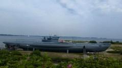 U-995 at Laboe Naval Memorial