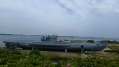 U-995 at Laboe Naval Memorial