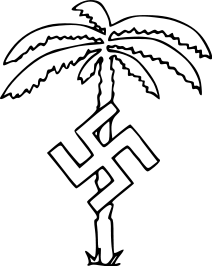 Seal of the Deutsches Afrikakorps.
