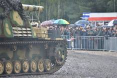 2015 Steel on the Heath - German Tank Museum at Munster Annual Panzer Display