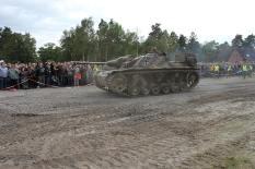 StuG III at the Deutsches Panzermuseum - German Tank Museum.