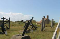 Modern Day - Atlantic Wall - Oostende, Belgium.