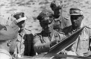 Rommel in North Africa, June 1942.