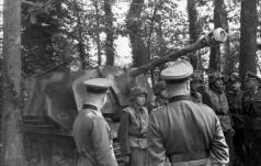 Marder I of 21st Panzer in Normandy, converted from Hotchkiss, 1944.