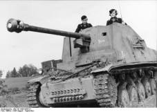 A Marder II (Sd.Kfz. 131) in the USSR, 1943.