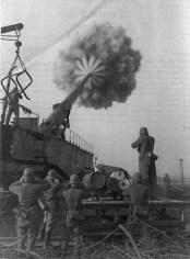 Railway Gun.