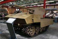RSO/PAK40 at the Deutsches Panzermuseum Munster, Germany.