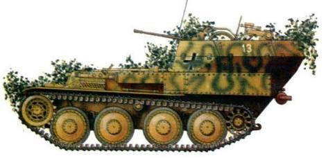 Flakpanzer 38(t).