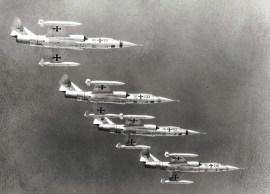 Starfighters.