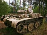 Panzer II Luchs, 2017.