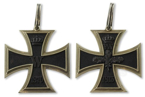 1870 Grand Cross of the Iron Cross.