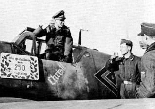 Pilot Gerhard Barkhorn