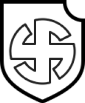 5th SS Panzer Division – Wiking symbol.