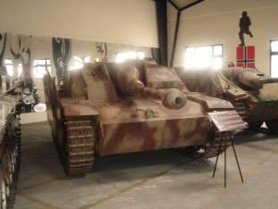 StuG 3 at the Musée des Blindés - Tank Museum - France.