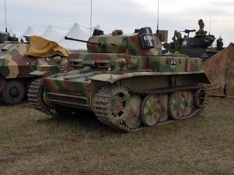 "Panzer II Ausf. L ""Luchs""."