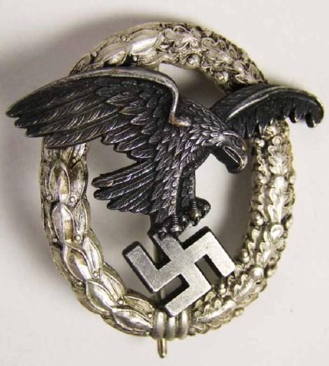 Luftwaffe Observer Badge