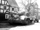 Captured Jagdtiger.
