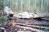 Discovered Focke Wulf 190. Unknown where and when.