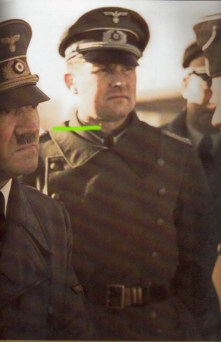 Adolf Hitler and Gerhard Engel.