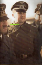 Adolf Hitler and Gerhard Engel.