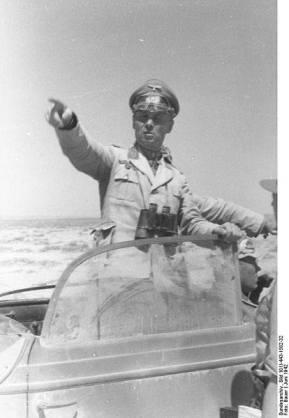 Generaloberst Erwin Rommel.