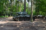T-34 at Militracks Overloon 2012 - Oorlogsmuseum Overloon, Netherlands..