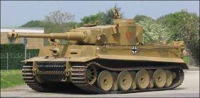 Tiger 131, Bovington Tank Museum, United Kingdom.