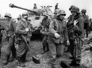 5th SS Wiking Panzer Div., Kovel, Russia 1944.