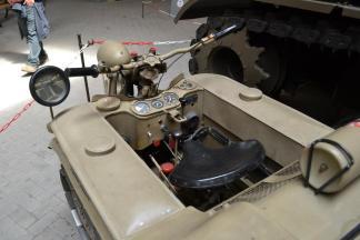 Sd.Kfz. 2 – Kettenkrad - Oorlogsmuseum Overloon, Netherlands.