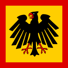 1926–1933 Standard of the President.