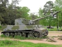 Lenino-Snegiri Military Historical Museum, Russia.