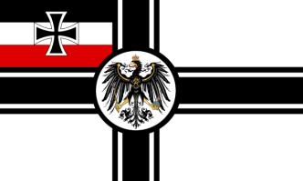 1903–1918 (1921) Reich war flag.
