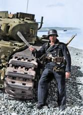 A German Kriegsmarine Bootsmann