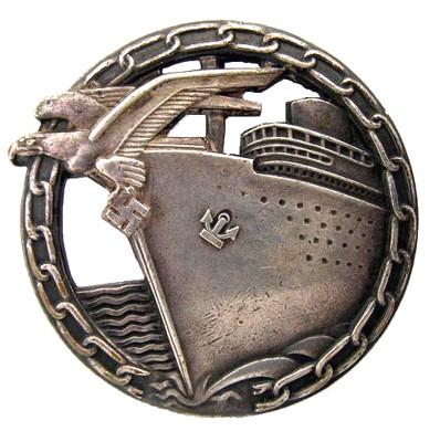 Blockade Runner Badge