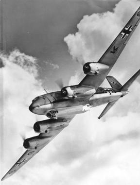 Focke-Wulf Fw 200 Condor.