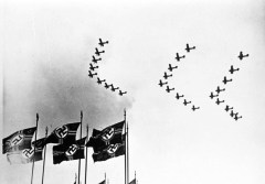 Luftwaffe review, 1937.