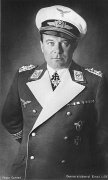 Ernst Udet. Along with Albert Kesselring, Udet was responsible for establishing the design trend of German aircraft. Udet's focus was on tactical army support air forces.
