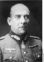 General Nikolaus von Falkenhorst planned and led the German invasion and conquest of Norway.