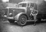 Büssing-NAG type 500 S, Norway 1941.