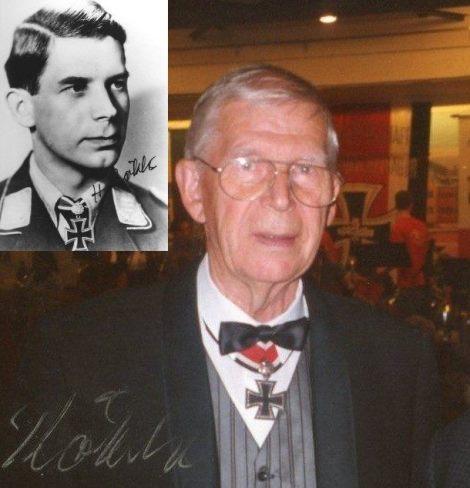Captain Heinz Rökker