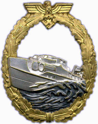 Fast Attack Craft War Badge