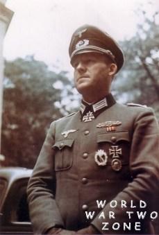 Major der Reserve Georg Einhoff