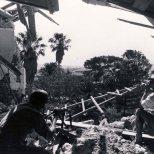 Fallschirmjager in Chania, Kreta, May 1941.