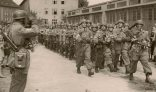 Fallschirmjager parade
