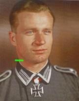 Feldwebel Walter Möse