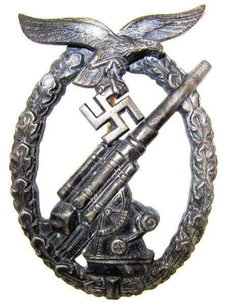 Anti-Aircraft Flak Battle Badge